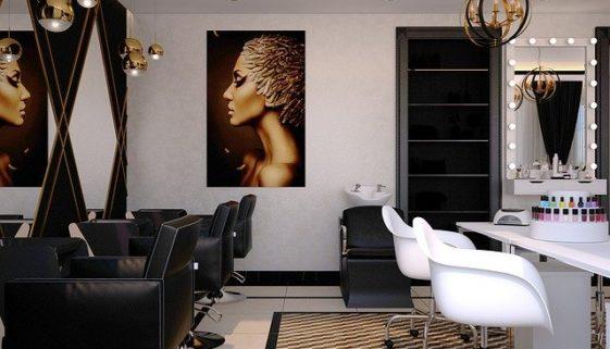 salon-coiffure-image-libre-de-droit