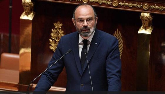 Edouard Philippe Assemblé Nationale