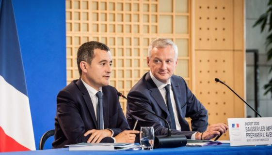 Bruno-Le-Maire-et-Gérald-Darmanin-annulation-des-charges-sociales