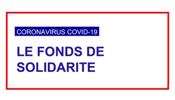 fonds de solidarité janvier