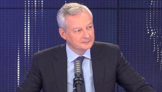 Bruno Le Maire France Info